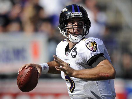 Get Ready for a Lot of QB Drama Over the Last Five Weeks with the Ravens
