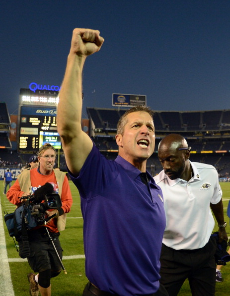 Report: Ravens and Coach John Harbaugh to Part Ways at the End of 2018