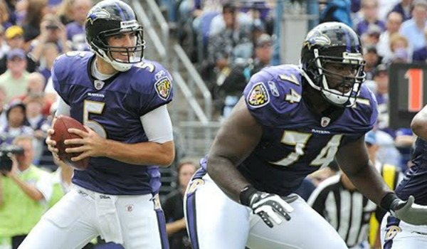 Reports Says Michael Oher Has Played His Last Game WIth The Baltimore Ravens