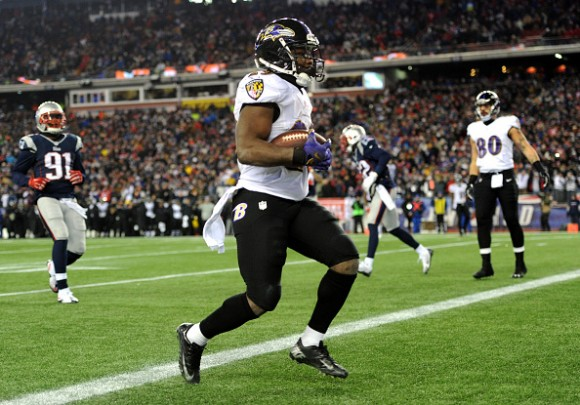 Divisional Playoffs - Baltimore Ravens v New England Patriots
