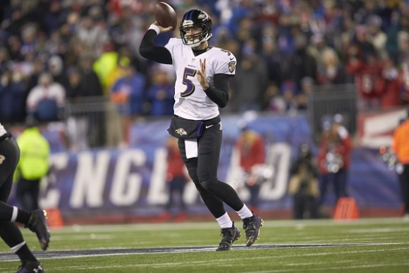 New England Patriots vs Baltimore Ravens, 2015 AFC Divisional Playoffs