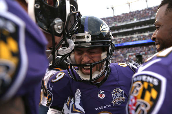 Ravens Coach Wants Returners To Catch The Ball