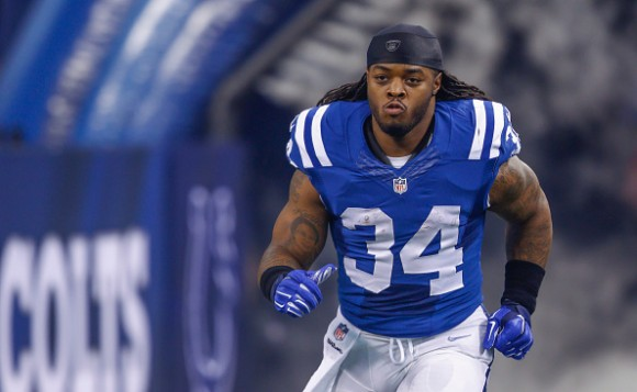"Ravens Have ""Unofficial"" Agreement in Place with RB Trent Richardson"