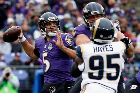 Ravens and QB Joe Flacco Agree to Three-Year Extension