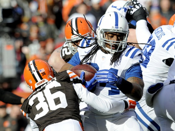 Ravens Agree to Terms with Former First Round RB Trent Richardson