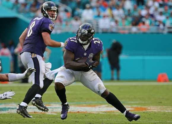 Ravens Bring Back Restricted Right Free Agent RB Terrance West