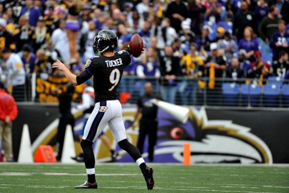 Justin Tucker Still Hopeful He and the Ravens Can Reach a Deal