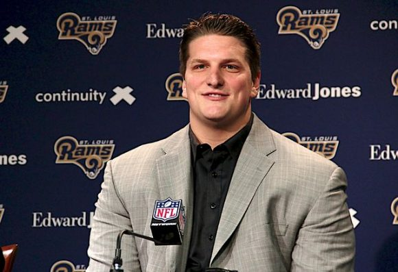Former First Overall NFL Draft Pick Jake Long Won't Be Joining the Ravens