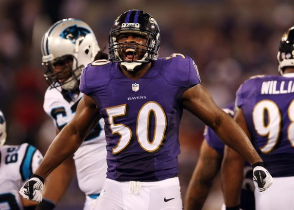 Long Time Special Team Vet Albert McClellan Looking Like a Starter at LB for the Ravens