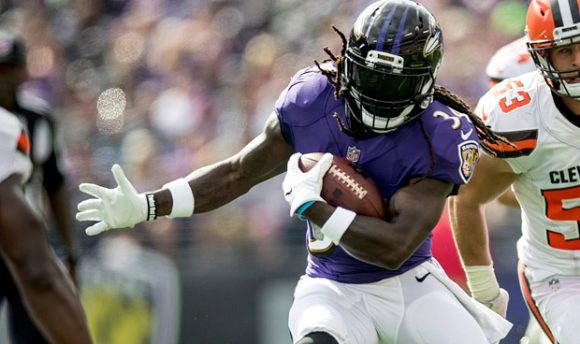 Ravens Coach John Harbaugh Not Committing to Alex Collins as Lead Back in 2018
