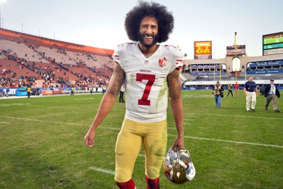 QB Colin Kaepernick Reportedly Present for Depositions for Harbaugh and Newsome